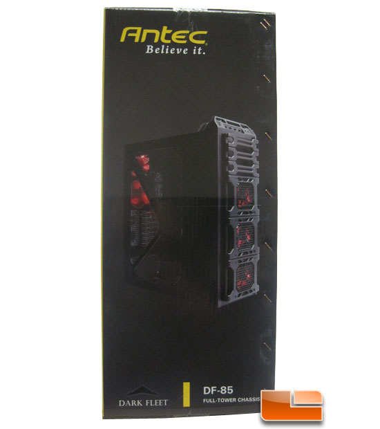 Antec Dark Fleet DF-85 Full Tower