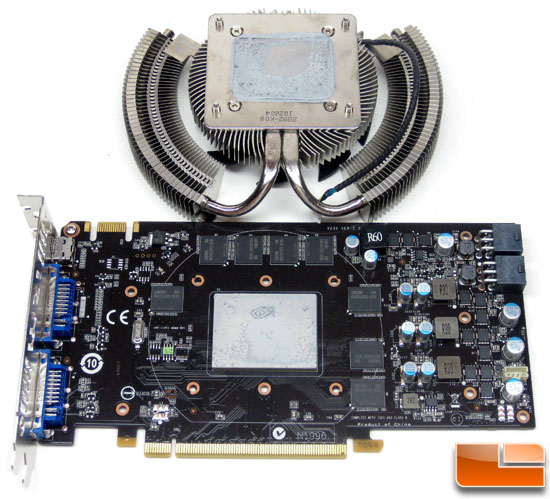ASUS GeForce GTX 460 Top Video Card HSF