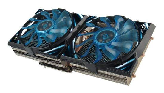 Gelid Icy Vision Video Card GPU Cooler Review