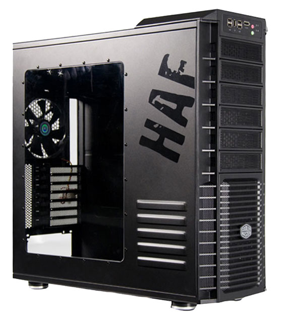 Cooler Master HAF 932 Black Edition