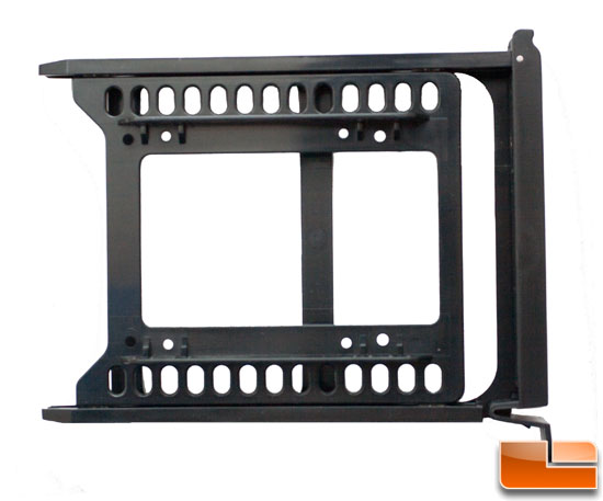 Cooler Master HAF 932 Black Edition SSD mount