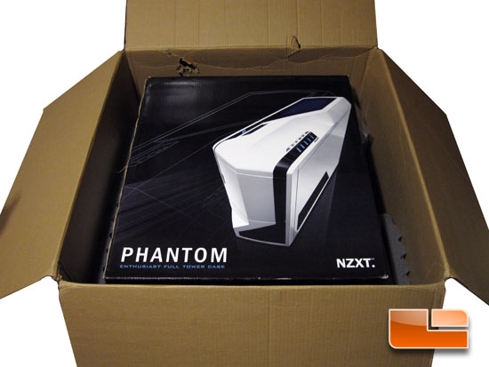 iBUYPOWER Paladin XLC Phantom Packaging