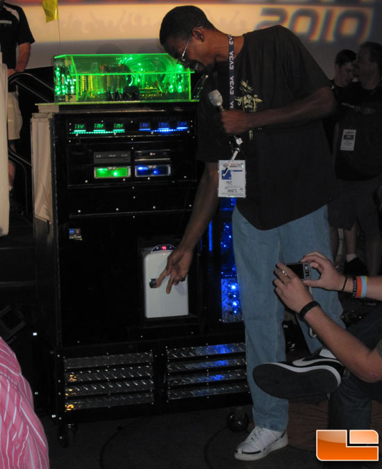 Quakecon 2010 PC Case Mod