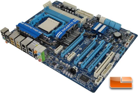 GIGABYTE 890FXA-UD5 AMD 890FX Motherboard Review
