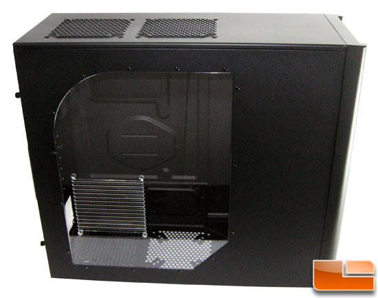Cooler Master Elite 430 Black Mid Tower Case Window