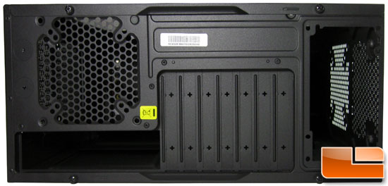 Cooler Master Elite 430 Back Panel
