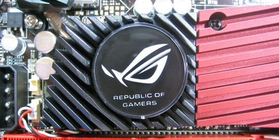 ASUS Rampage III Extreme Republic of gamers icon