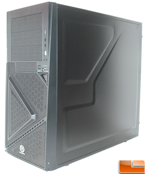 Thermaltake Armor A60 Mid Tower Case Side
