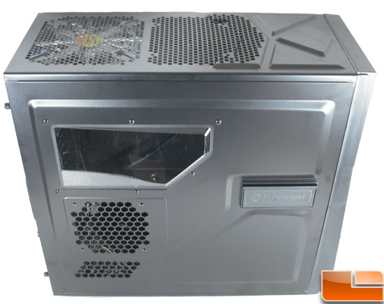 Thermaltake Armor A60 Mid Tower Case Left Side