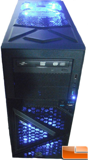 Thermaltake Armor A60 Mid Tower Case Lighted Case