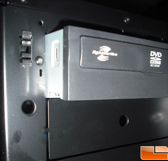 Thermaltake Armor A60 Mid Tower Case Optical Drive