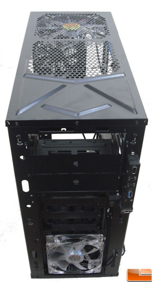 Thermaltake Armor A60 Mid Tower Case No Bezel