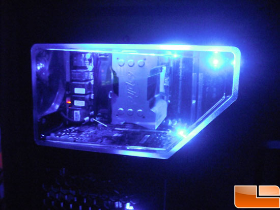 Thermaltake Armor A60 Mid Tower Case Lighted Window