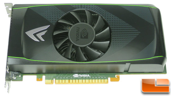 NVIDIA GeForce GTS 450 1GB Video Card Front