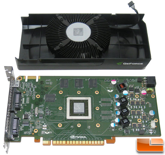 NVIDIA GeForce GTS 450 1GB Video Card HSF