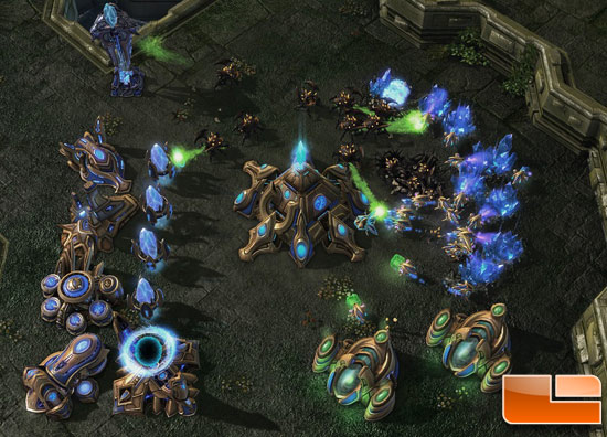 StarCraft II: Wings of Liberty DX11 Performance Benchmark