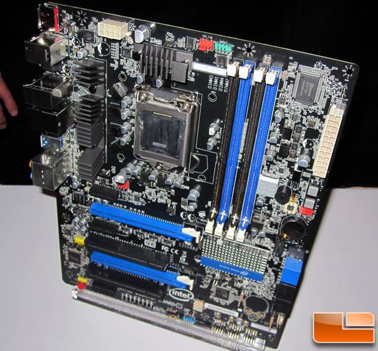 Intel DP67BG LGA1155 Motherboard