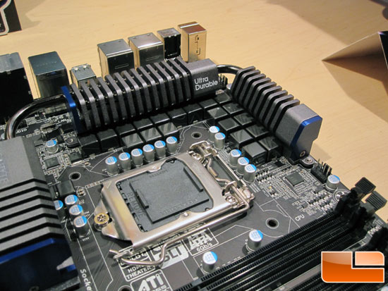 Gigabyte GA-P67A-UD7 Intel Motherboard Specifications