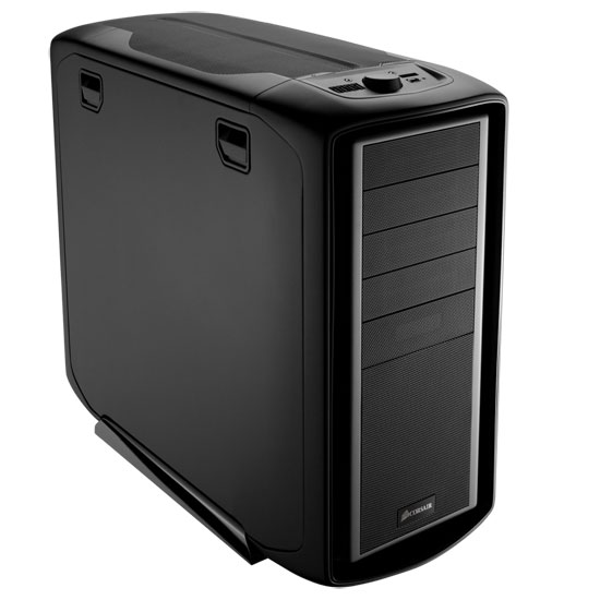 Corsair Graphite Series 600T Mid-Tower PC Case Review