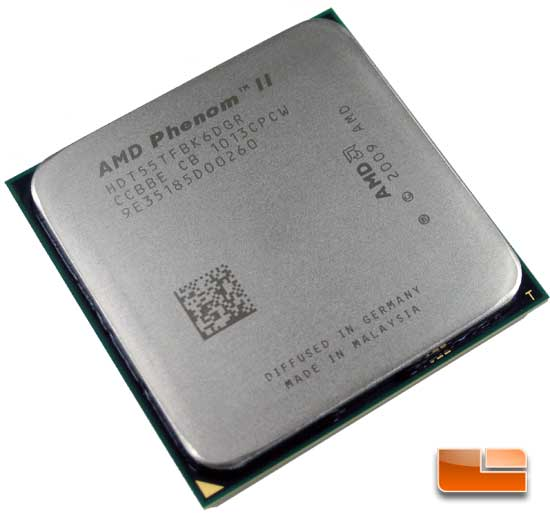 AMD Phenom II X6 1055T Processor Performance Review