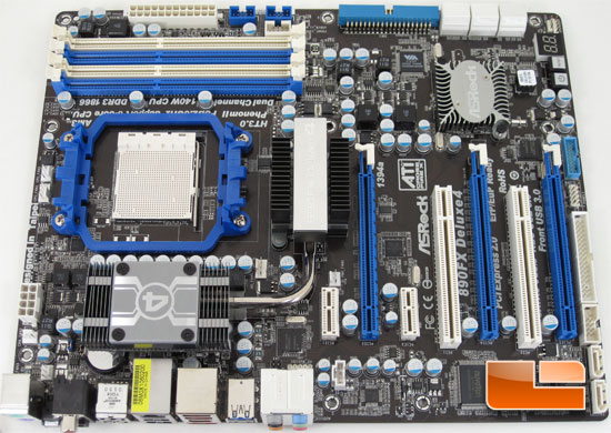 ASRock 890FX Deluxe4 Motherboard Review