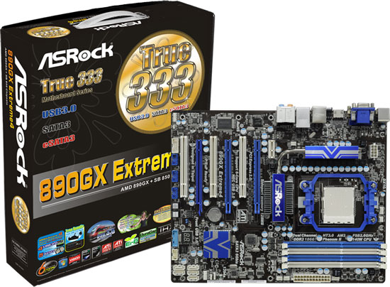 ASRock 890GX Extreme4 Motherboard Review