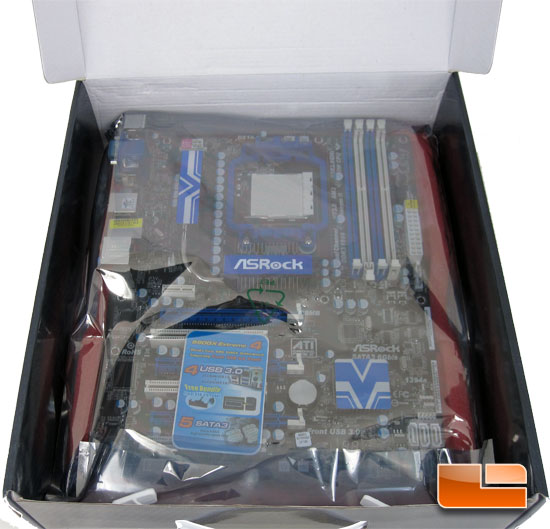ASRock 890GX Extreme4 Retail Box and Bundle