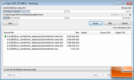 Kingston DataTraveler Ultimate 3.0 TeraCopy File Transfer