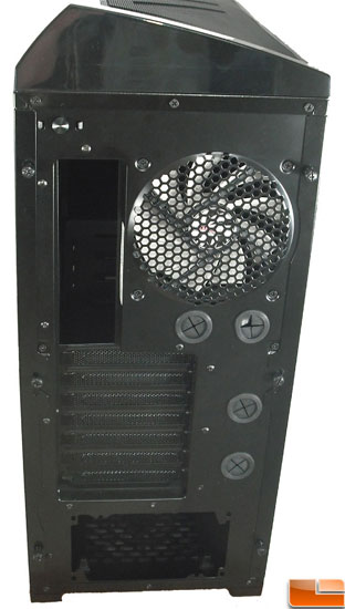 NZXT Phantom Full Tower Case Rear