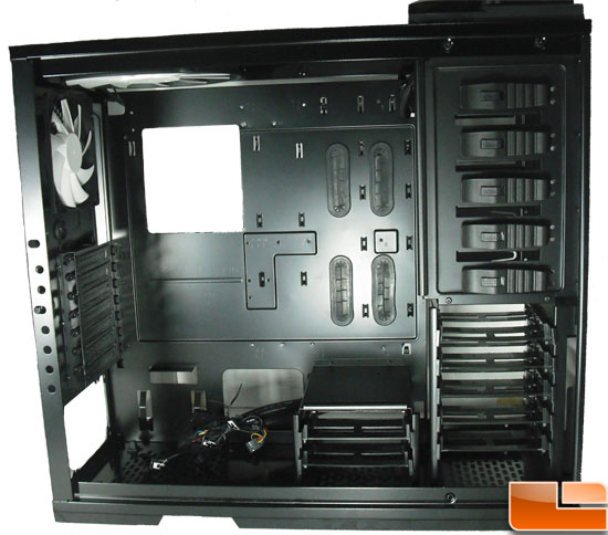NZXT Phantom Full Tower Case Inside