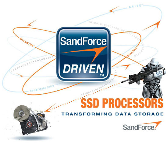 SandForce SF-2000 Series