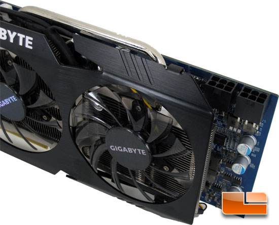 GIGABYTE GeForce GTX 470 Super Overclocked Edition Graphics Card