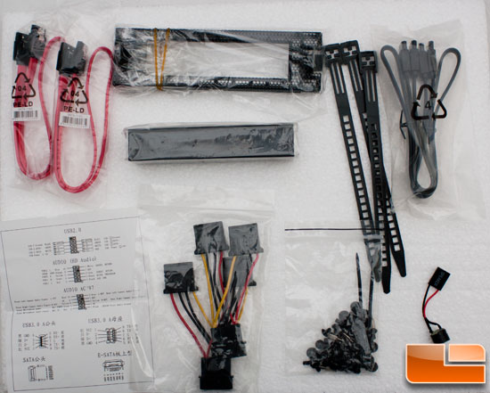 Accessories Included with Azza Hurrican 2000