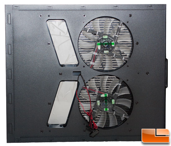 Left Side Panel of Azza Hurrican 2000