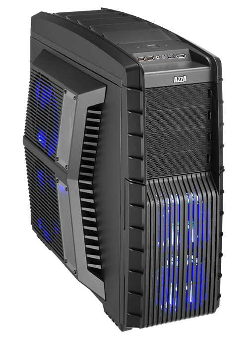 Azza Hurrican 2000 Full Tower PC Case Review