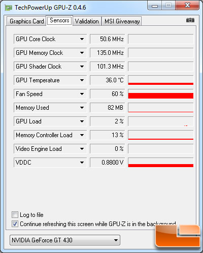 nvidia geforce gt 430 drivers for windows 7 64-bit