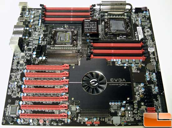 EVGA Classified Super Record 2 SR-2 Motherboard Review