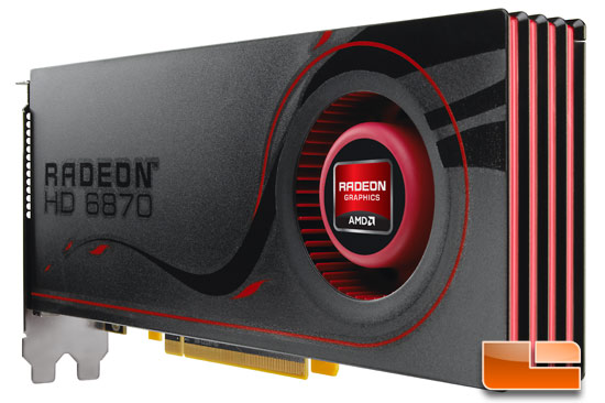 AMD Radeon HD 6870 Video Card
