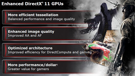AMD Radeon HD 6800 Overview
