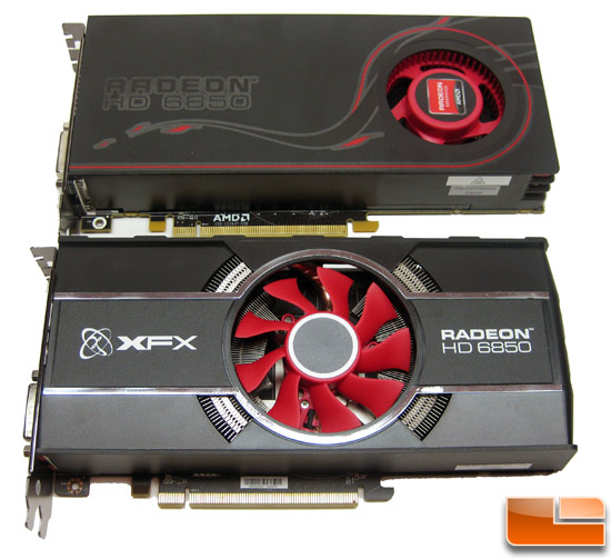 XFX Radeon HD 6850 Video Card