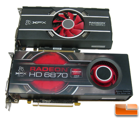 XFX Radeon HD 6870 Video Card