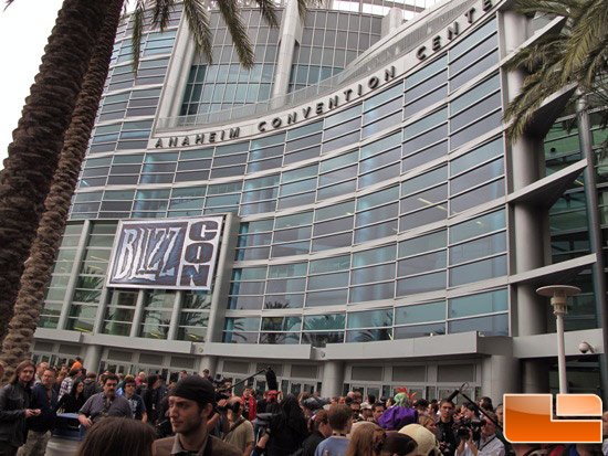 BlizzCon 2010 – Opening Day Coverage