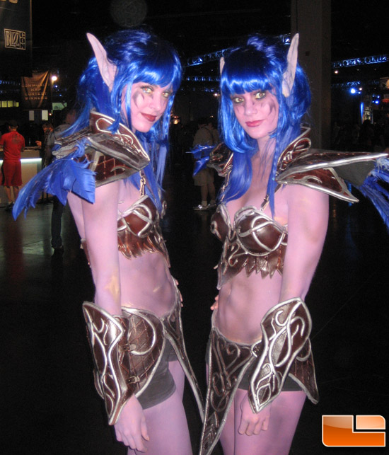 BlizzCon 2010 Costumes