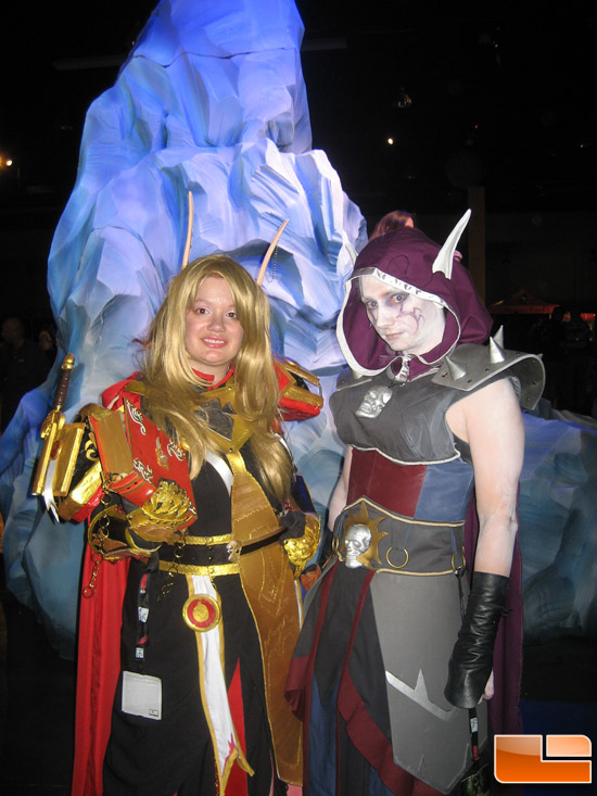 BlizzCon 2010 Babes