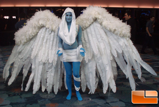 BlizzCon Cosplay Babe