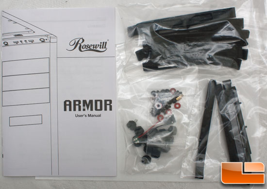 Rosewill Armor Accessories