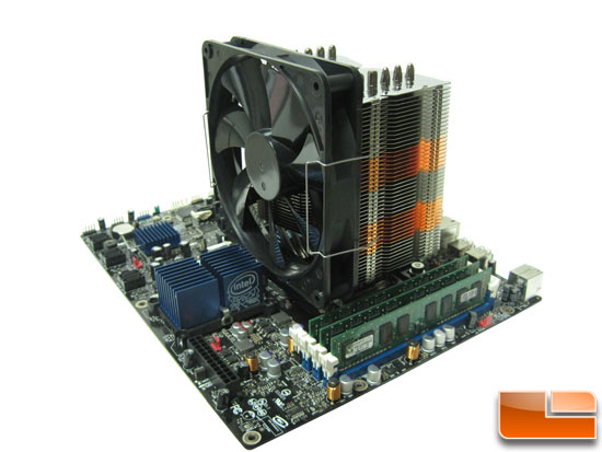Prolimatech Super Mega CPU Cooler
