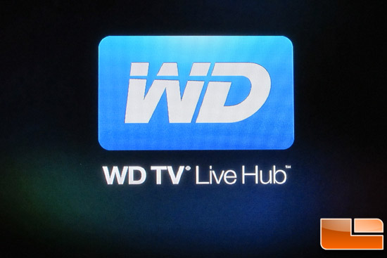 Wd Tv Live Hub Media Player W 1tb Of Internal Storage