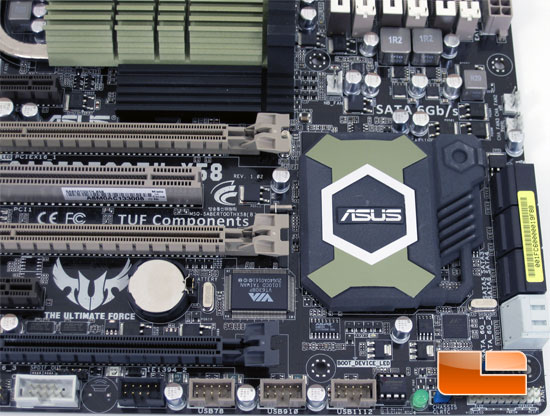 ASUS Sabertooth X58 Motherboard Review