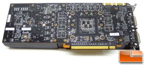NVIDIA GeForce GTX 580 Video Card Back